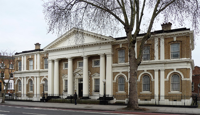 Kennington old town hall